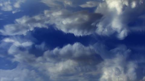 Cloud FX0202 HD-NTSC-PAL Stock Video Footage