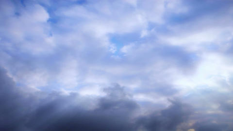 Cloud FX0308 HD-NTSC-PAL Stock Video Footage