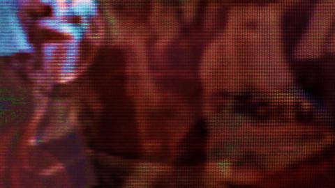 TV Noise 0301 HD-NTSC-PAL Stock Video Footage