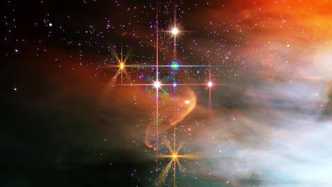 The Heavens 0307 HD-NTSC-PAL Stock Video Footage