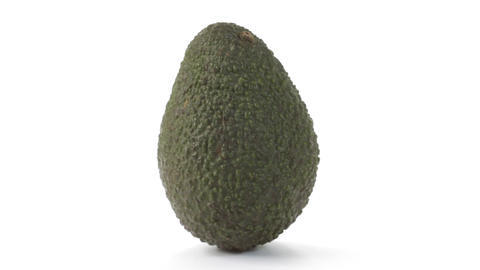 Avocado rotating Footage