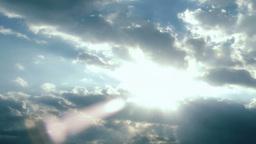 Cloud FX0312 HD-NTSC-PAL Stock Video Footage
