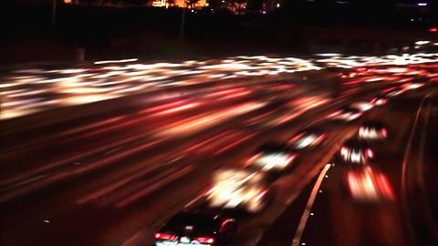 Street Lights 0103 HD-NTSC-PAL Stock Video Footage