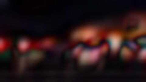 Street Lights 0104 HD-NTSC-PAL Footage