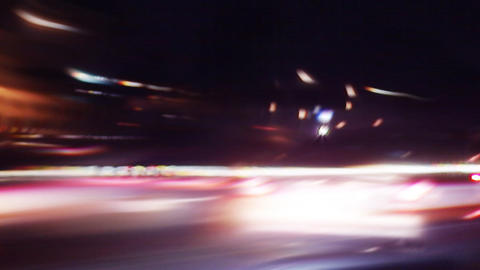 Street Lights 0112 HD-NTSC-PAL Footage