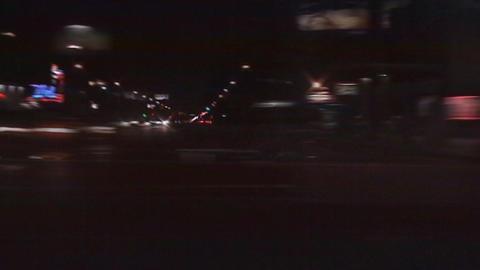 Street Lights 0211 HD-NTSC-PAL Stock Video Footage