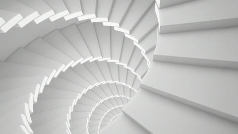 stairs vertical Stock Video Footage