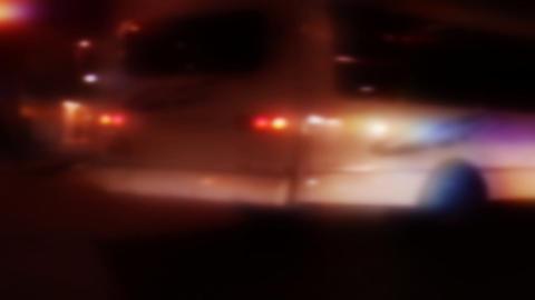 Street Lights 0303 HD-NTSC-PAL Stock Video Footage