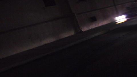 Street Lights 0305 HD-NTSC-PAL Stock Video Footage