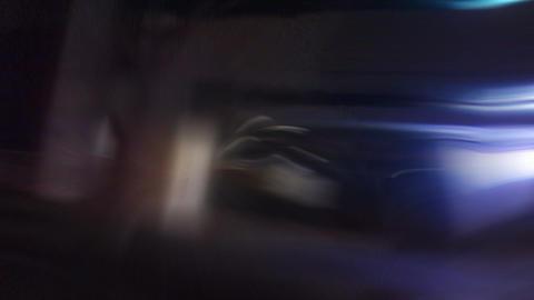Street Lights 0307 HD-NTSC-PAL Stock Video Footage