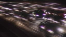 Street Lights 0312 HD-NTSC-PAL Stock Video Footage