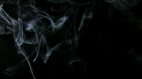 Smoke White 012 Loop Stock Video Footage