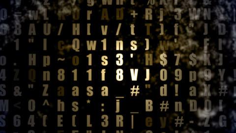 Digital Graffiti 07 HD-NTSC-PAL Stock Video Footage