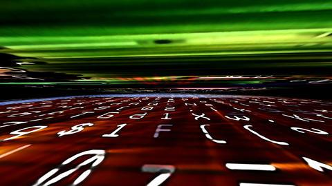 Digital Graffiti 11 HD-NTSC-PAL Stock Video Footage