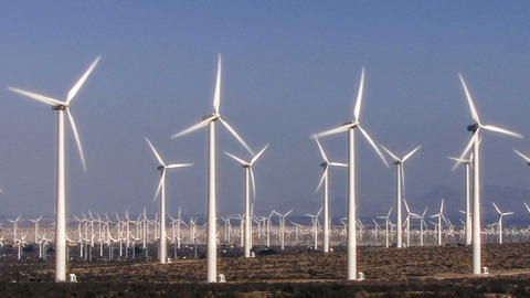 Wind Power 0103 HD-NTSC-PAL Footage