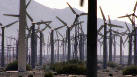 Wind Power 0108 HD-NTSC-PAL Footage
