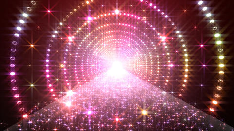 Disco Tunnel 3 C1BC1 HD Animation