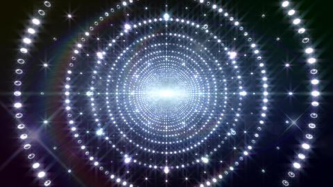 Disco Tunnel 3 C1BS1 HD Animation