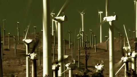 Wind Power 0211 HD-NTSC-PAL Footage