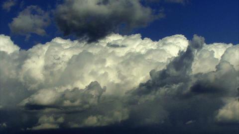 Clouds 1103 HD-NTSC-PAL Stock Video Footage