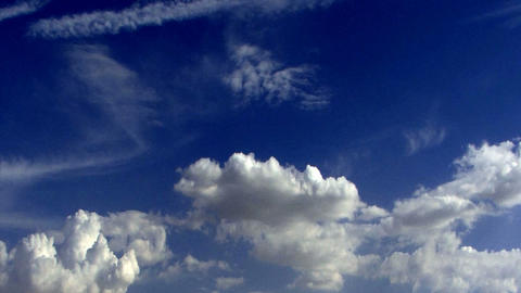 Clouds 1107 HD-NTSC-PAL Stock Video Footage