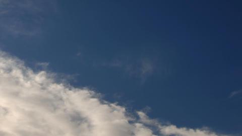 Clouds 1110 HD-NTSC-PAL Stock Video Footage