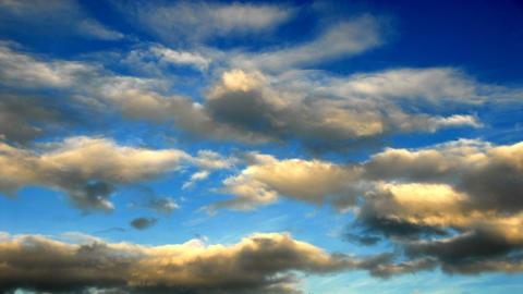 Clouds 1112 HD-NTSC-PAL Stock Video Footage