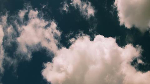 Clouds 1202 HD-NTSC-PAL Stock Video Footage