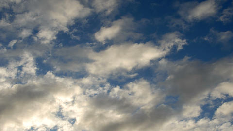 Clouds 1206 HD-NTSC-PAL stock footage