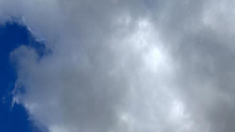 Clouds 1210 HD-NTSC-PAL Stock Video Footage