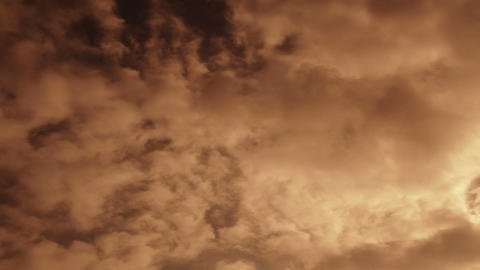 Clouds 1212 HD-NTSC-PAL Stock Video Footage