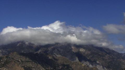 Clouds 1304 HD-NTSC-PAL Stock Video Footage