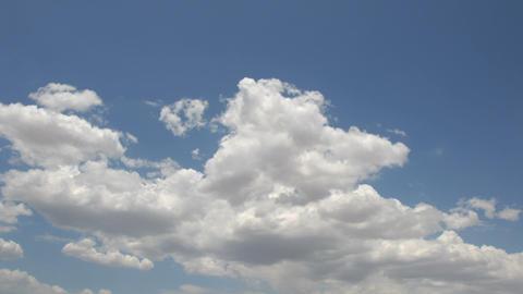 Clouds 1306 HD-NTSC-PAL Stock Video Footage