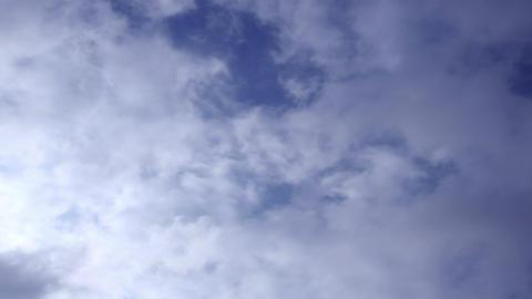 Clouds 1309 HD-NTSC-PAL Stock Video Footage