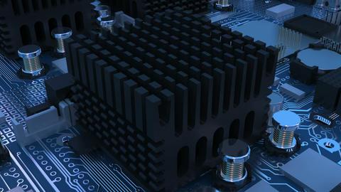 circuit 02 Stock Video Footage