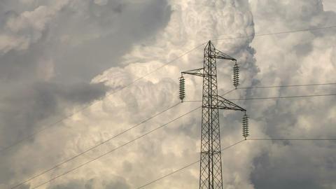 pylon 03 Stock Video Footage