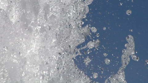 water splash 04 Footage