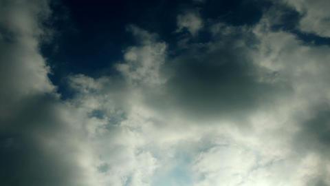 Clouds 1209 HD-NTSC-PAL Stock Video Footage