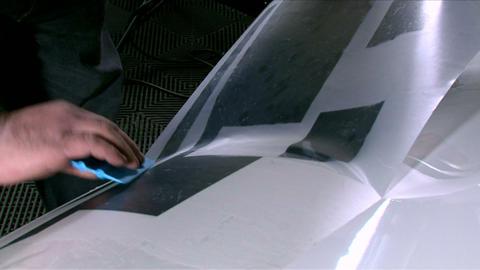 Auto Custom Tuning Car Vinyl Wrap 02 ライブ動画