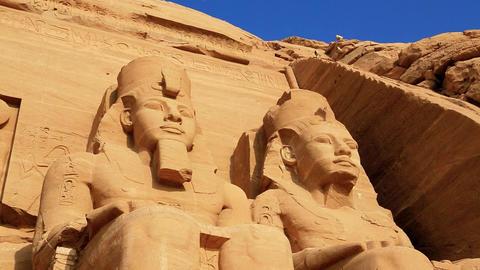 Abu Simbel Live Action