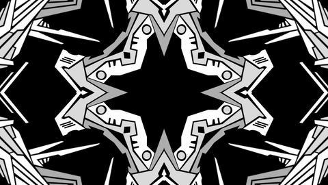 Kaleida Wing 5 Animation