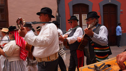 Romeria de San Benito – Traditional Canarian Par Footage