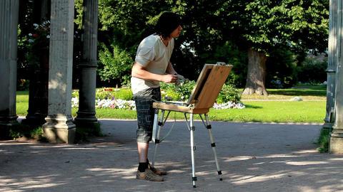 artist Footage