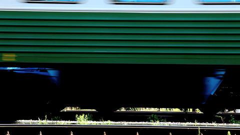 railcar Stock Video Footage