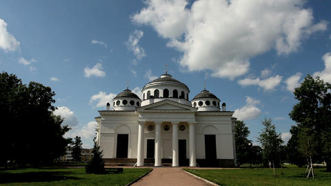 Sophia Cathedral Footage