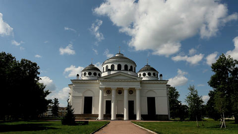 Sophia Cathedral Stock Video Footage