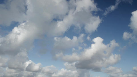 Cloud timelapse Stock Video Footage