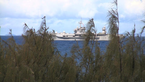Navy Ship Stock Video Footage