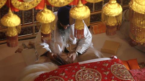 religious ceremony Stock Video Footage