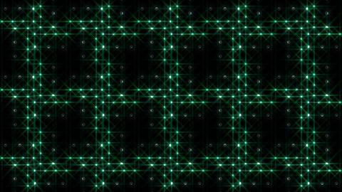 LED Light Kaleidoscope F1Bok2 HD Stock Video Footage